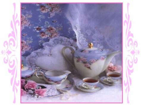 OLPC Spring Tea