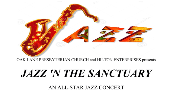 Jazz 'n the Sanctuary – June 17, 2016