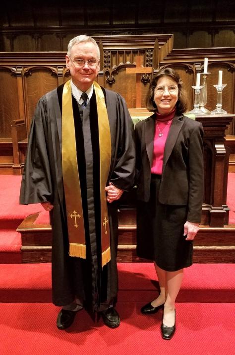 Rev. Dave & Linda Poland