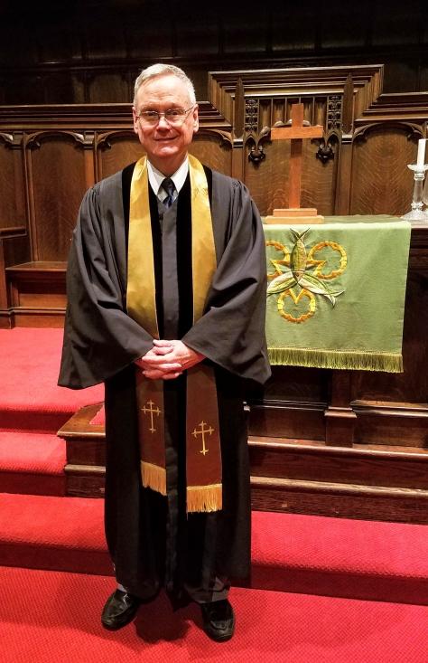 Rev. Dave Poland