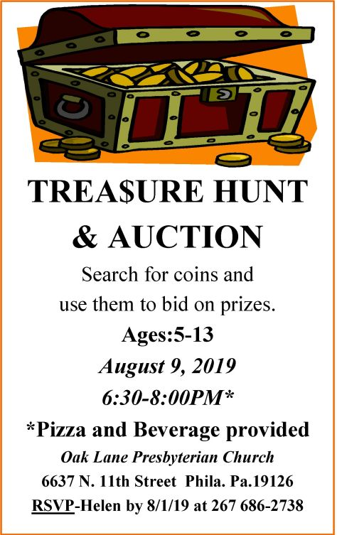 Treasure Hunt-Auction smalljpg