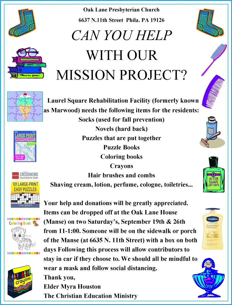 Christian Mission Project
